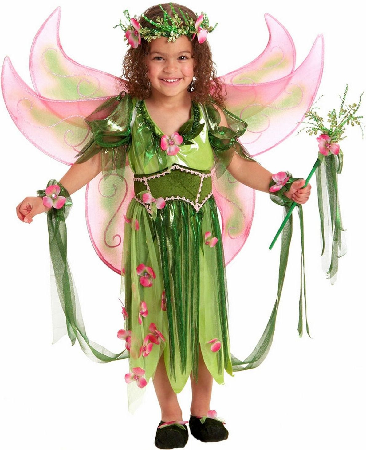this little girl is dressed as Mother Nature. Absolutely ...