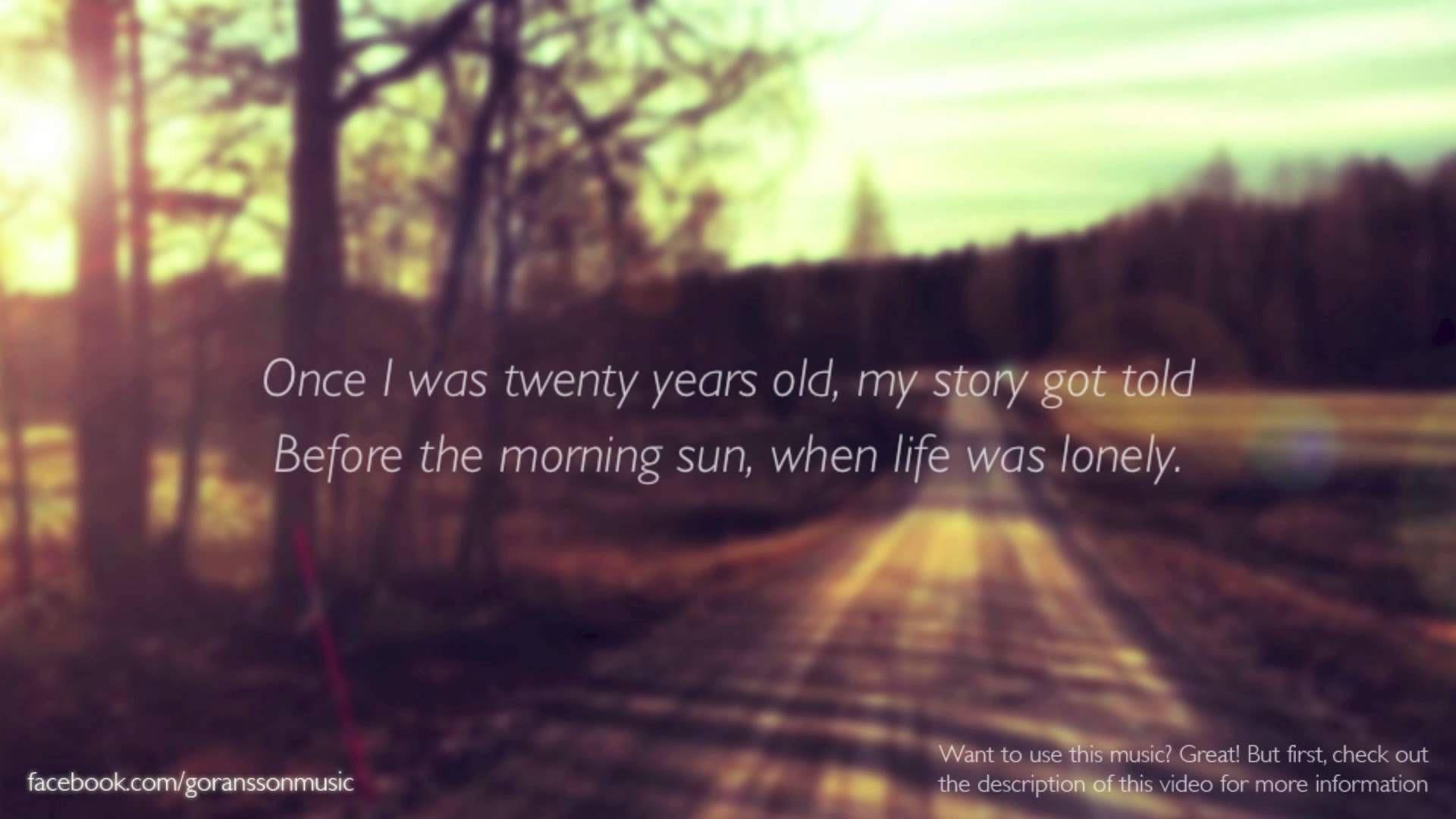 7 Years Lukas Graham (Karaoke w/ lyrics on screen