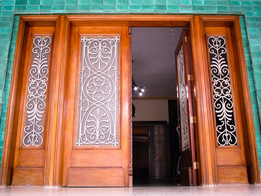 Estas Puertas Me Traen Recuerdos Colegio Maria Auxiliadora