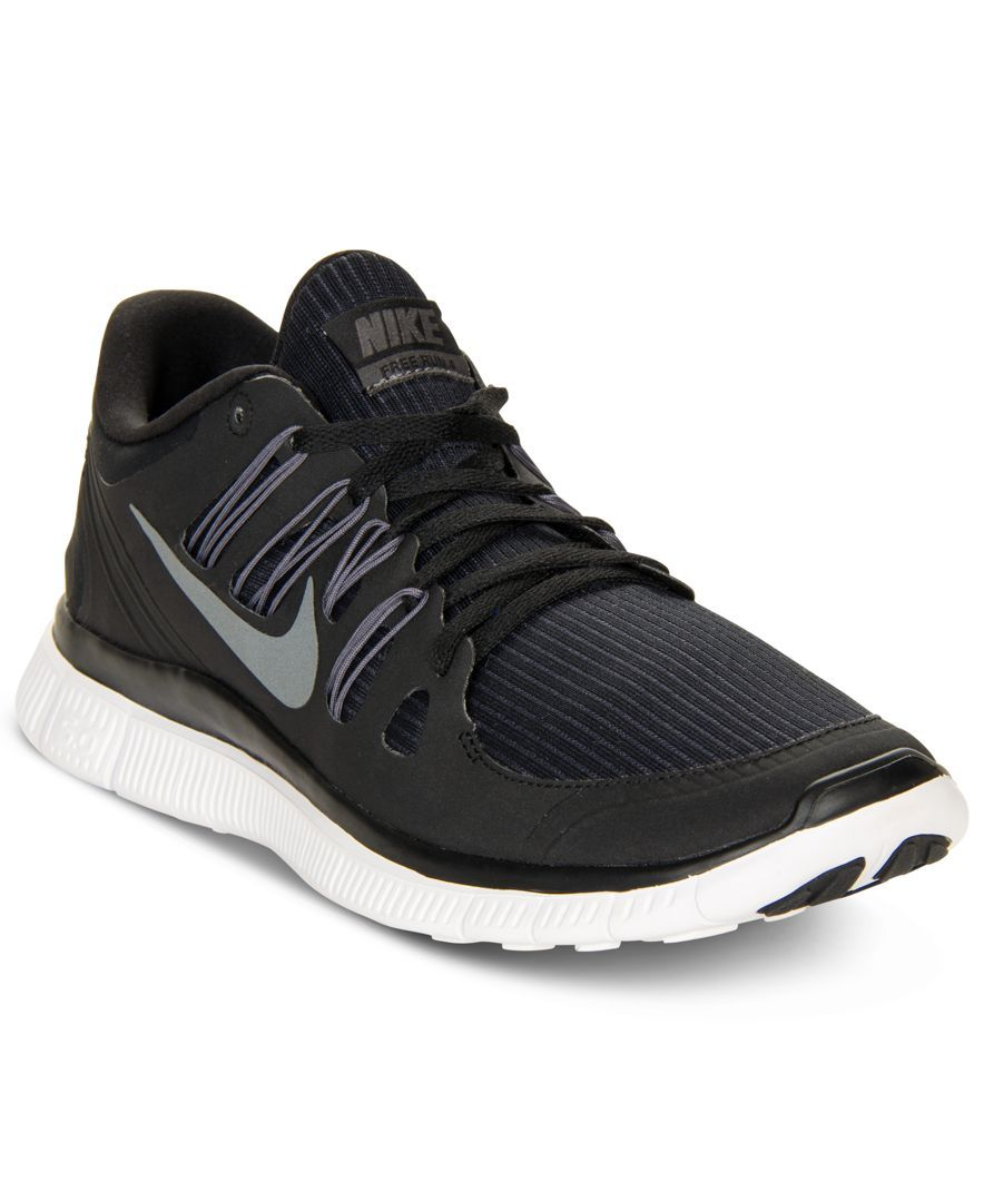 sneakers for cheap 15a4e e58bc Nike Men's Free 5.0+ Running Sneakers from Finish Line ...