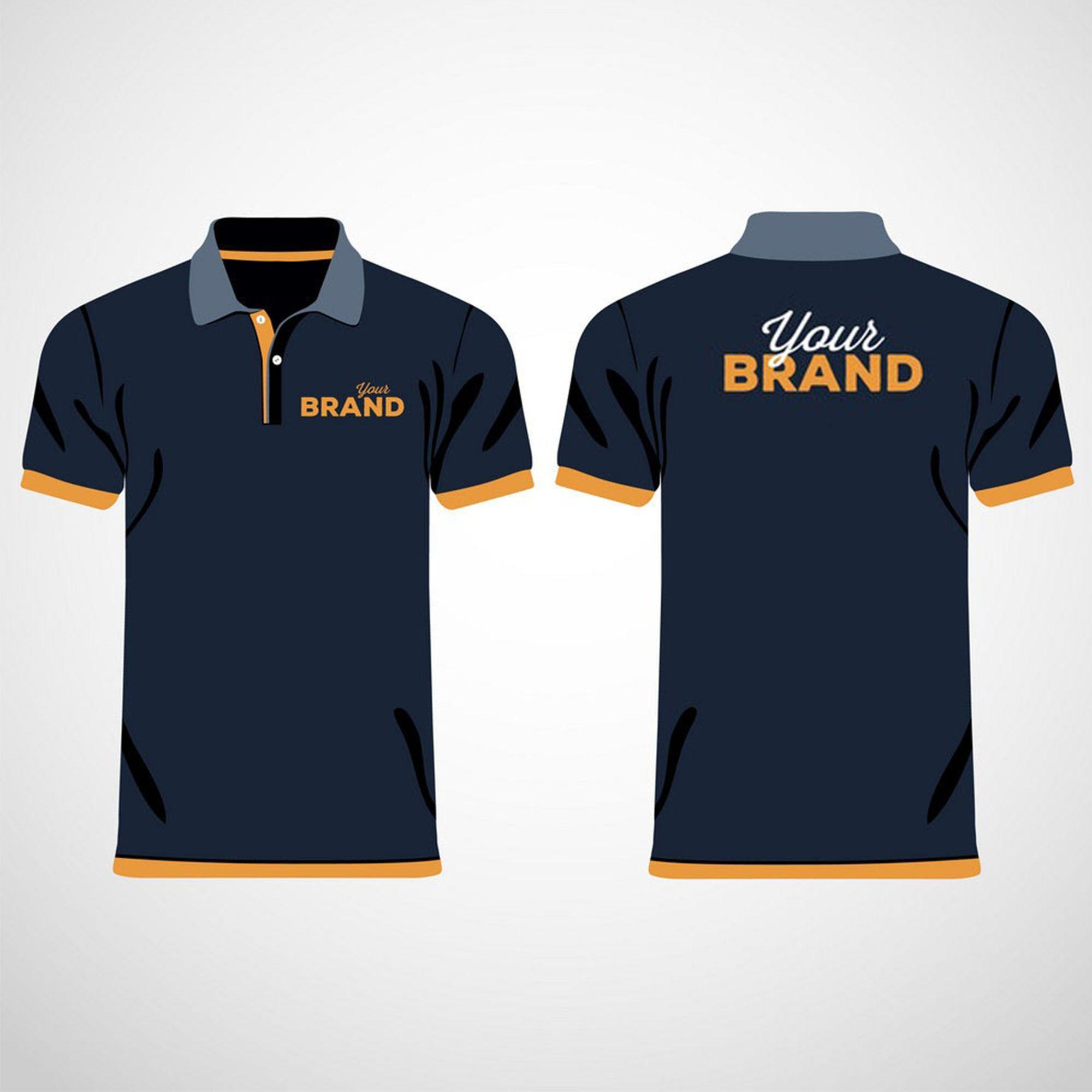 Custom Color 100 Cotton Plain Sport Polo T Shirt for Men