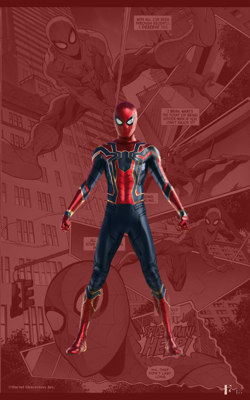 Spider Man Infinity War Marvel Spiderman Amazing Spiderman Spiderman
