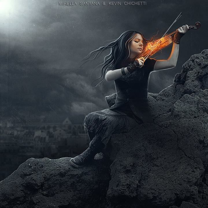 Violin Wallpaper: This Is How I Feel When I Play... Like My Violin Is On