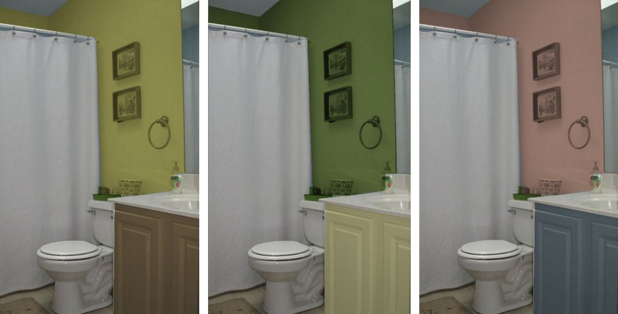 100+ Paint Ideas for A Small Bathroom - Lowes Paint Colors ...