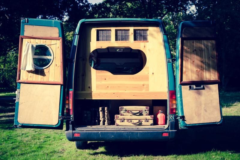 Quirkycamperscouk Campervans London Van InteriorCamper ConversionSprinter