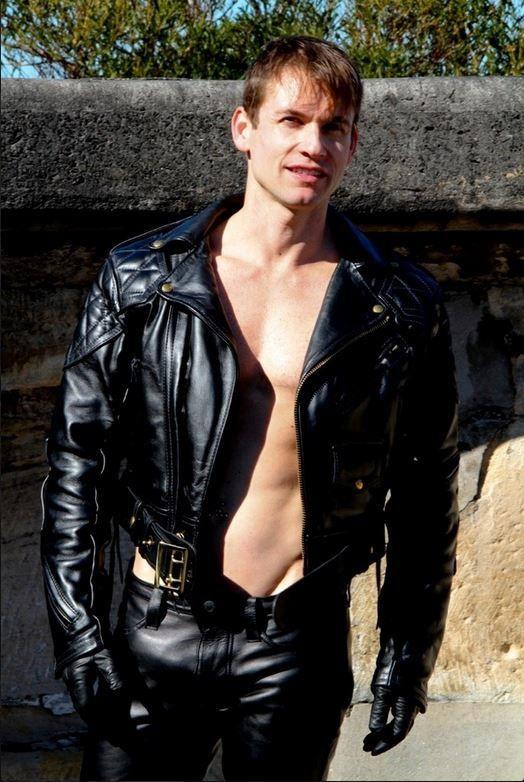 gay leathermen in germeny
