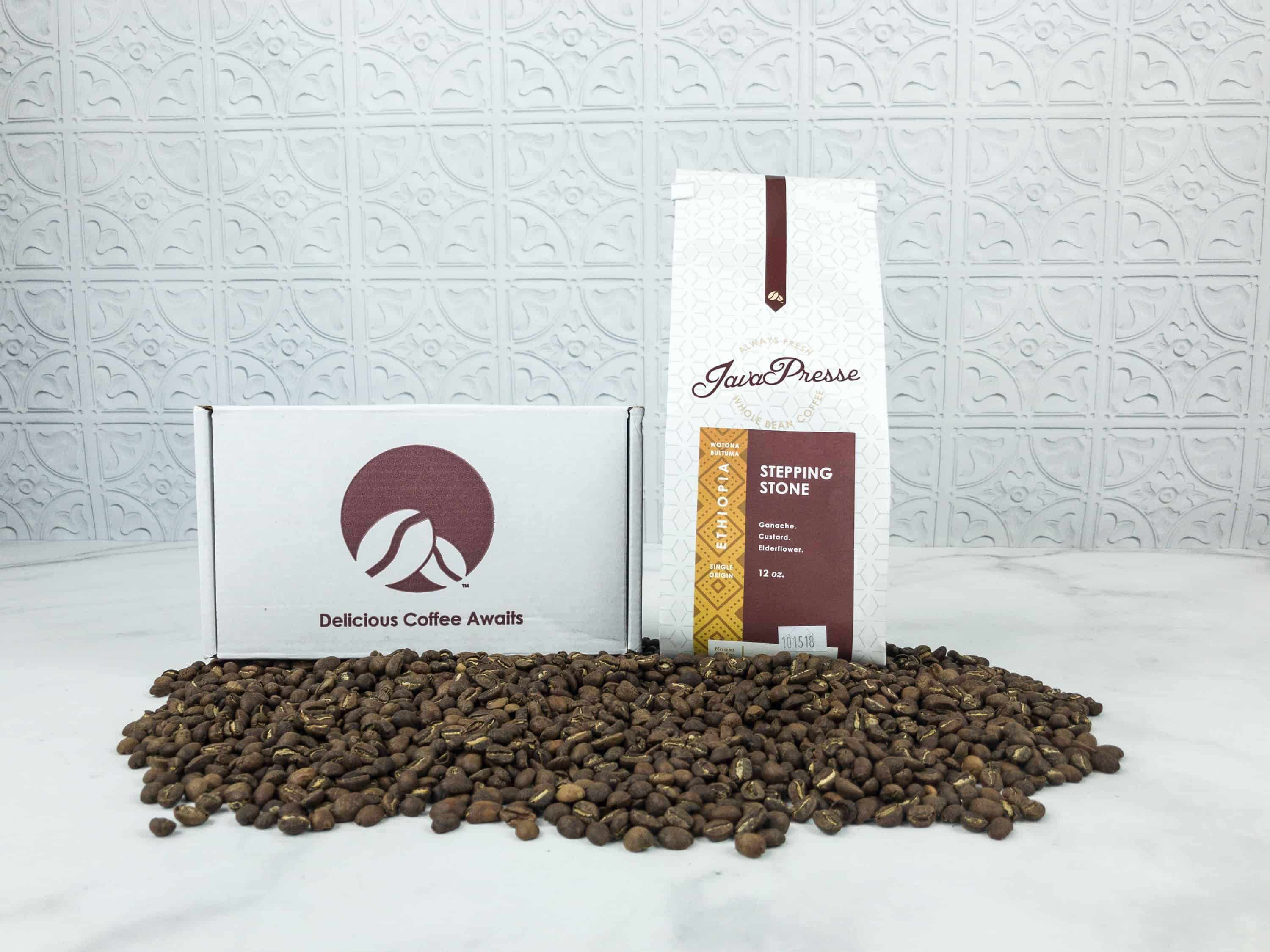 Java Presse Coffee Of The Month Club Subscription boxes