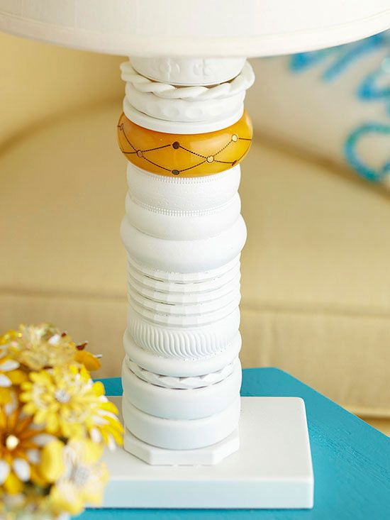 Diy lamp projects lamp bases bracelets and craft diy lamp projects solutioingenieria Images