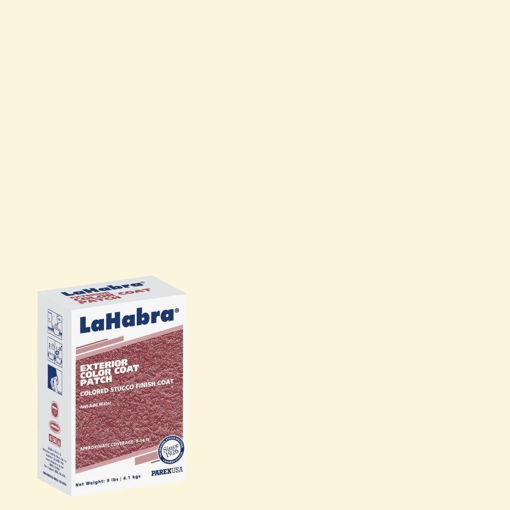 Lahabra 9 Lb Exterior Stucco Color Patch 23 Aspen Stucco Colors Color Mixing Color