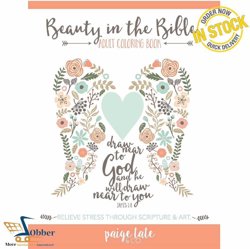 Interactive online adult coloring book - Beauty In The Bible Adult Coloring Book Appealing To All Ages This Coloring Book Is Both Beautiful And Inspirational An Interactive Activity Book That