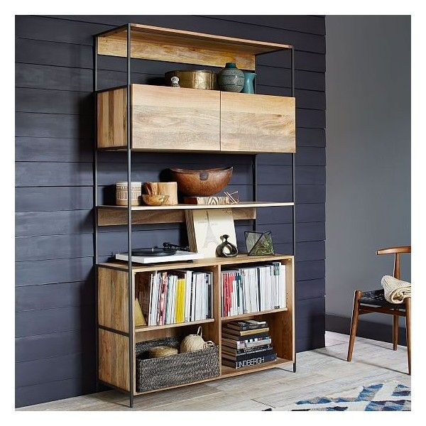 West Elm Industrial Storage Modular System  49