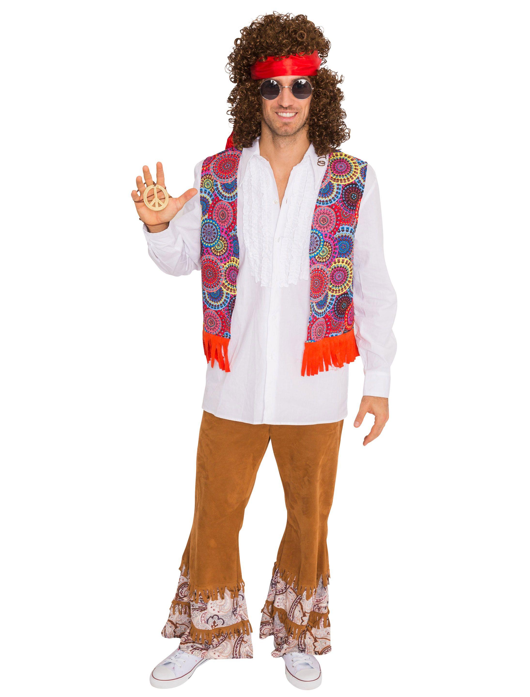 Hippie Kostüm für Herren selbst zusammenstellen » Deiters  hippie  Herren   Mann  men cb409fc96d11d