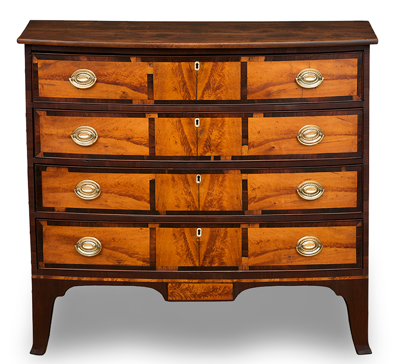 Antique Furniture_Chest of Drawers Antique chest, Period