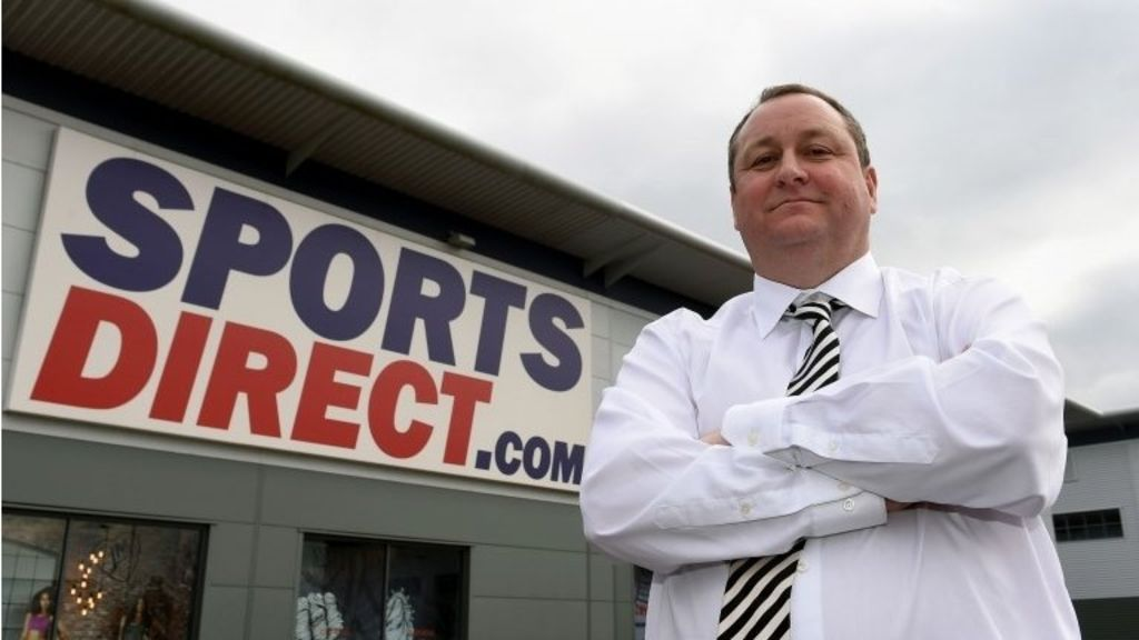 Sports Direct investors press for review of its practices - BBC News
