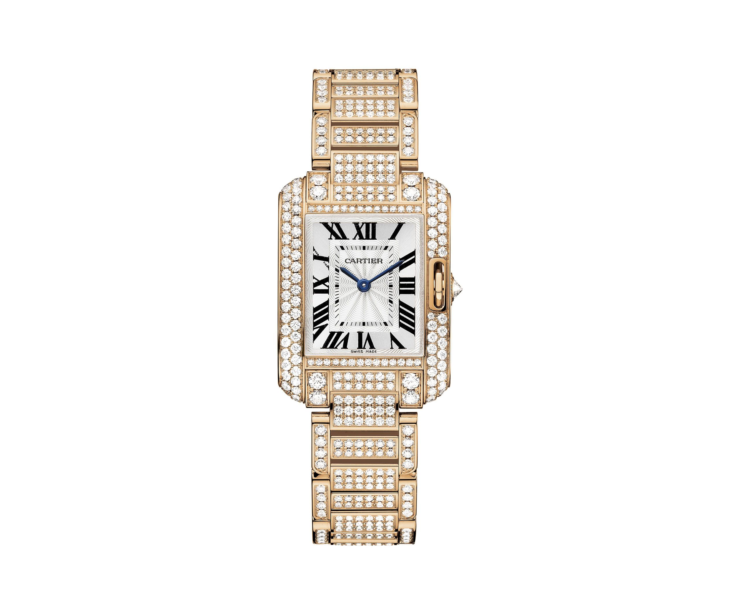 jolie cartier s dujour louis watches style tank angelina watch