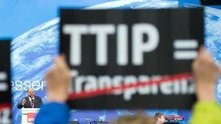 Campaña contra el Tratado Transatlántico de Comercio e Inversiones: El Parlamento Europeo suspende la votación y el de...