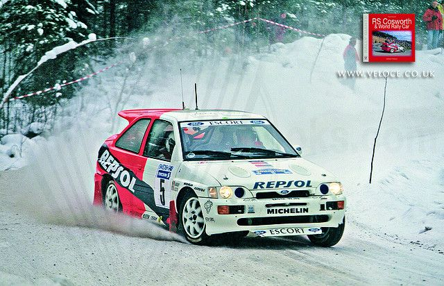 Ford Escort Rs Cosworth World Rally Car Rally Cars Rally Car
