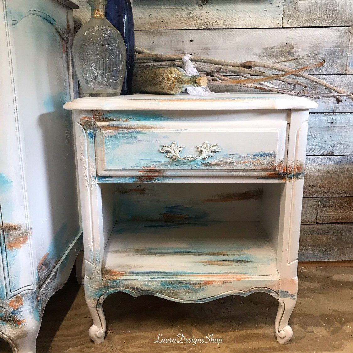 Furniture Discount Sites: Boho Dresser And Nightstand