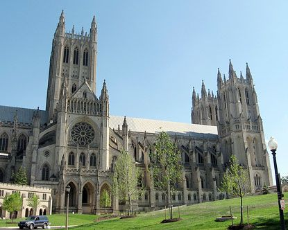 National Cathedral, Washington DC. This place was breath taking. So beautiful!
