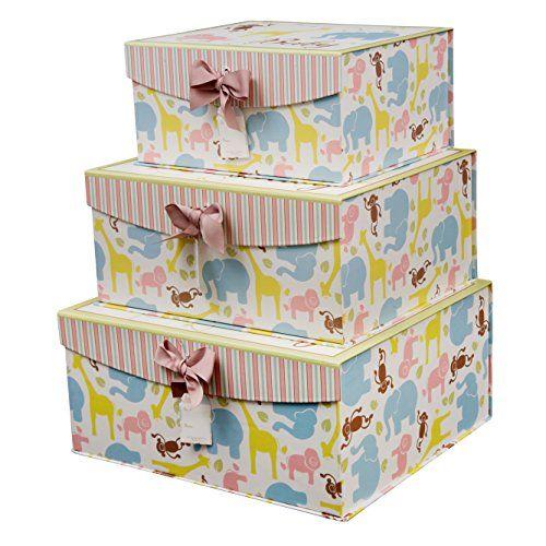 Decorative Nested Flip Top Storage Boxes Nested Set Of 3 3 Pc Nested Flip Top Box Set Perfect For Storage And Organization In A Korobochki Upakovka Meshochki