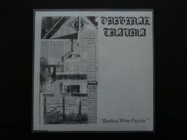 Original Trauma - Barbed Wire Psyche (Lathe Cut) at Discogs | musik ...