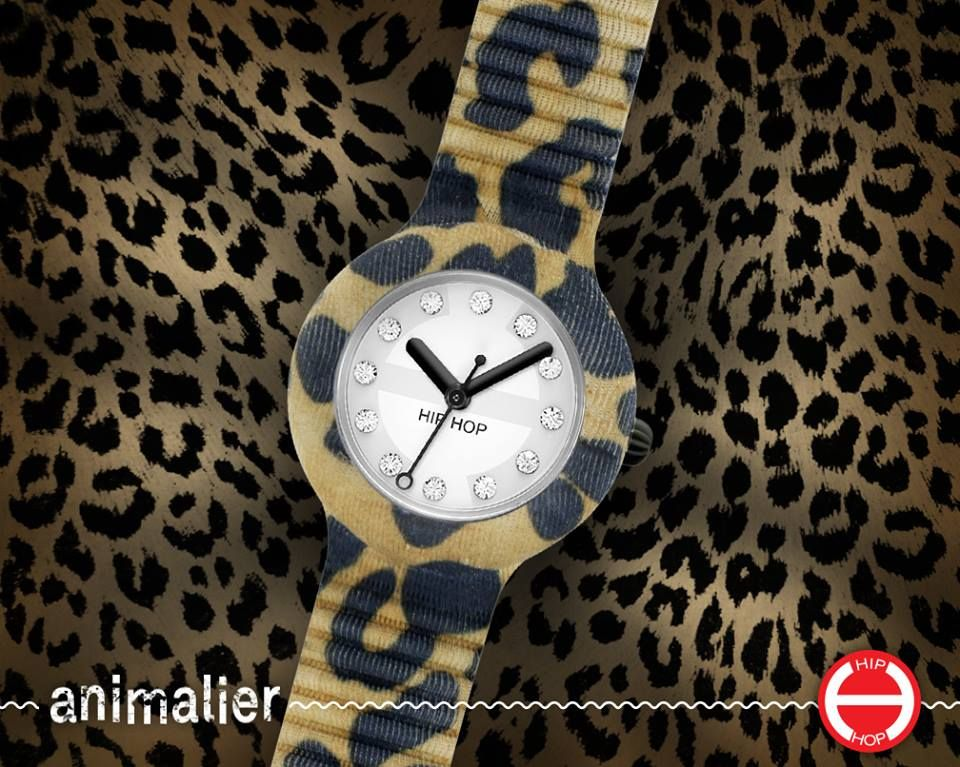 Hip Hop Watches Animalier Milano Corso italia 11
