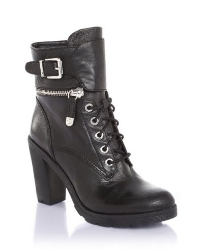 Bottines Leather Bootie Guess Femme Faray GuessMy gy76YfbIv