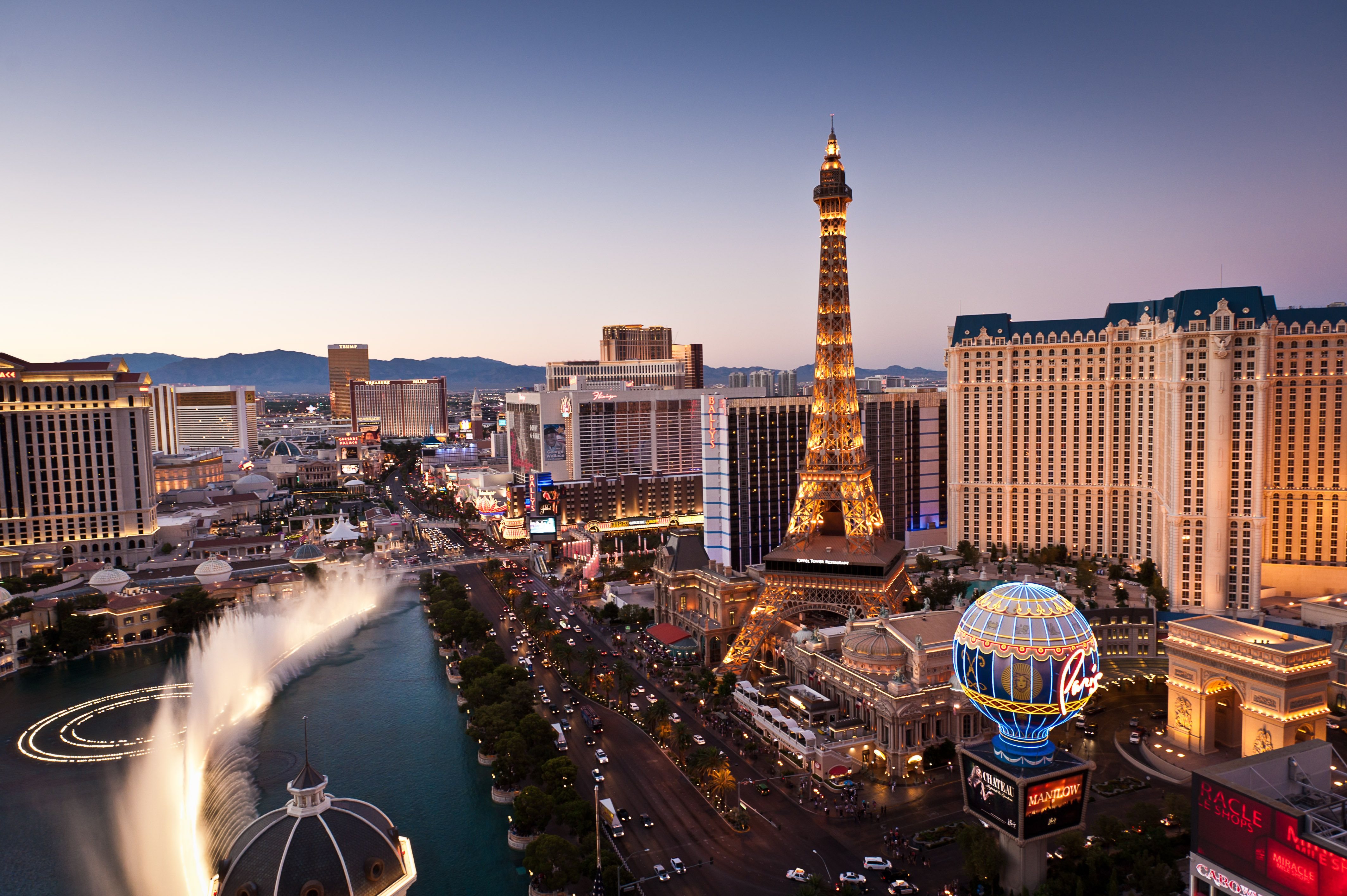 The Cosmopolitan Of Las Vegas Has A Wedding Suite On 36th Floor Check Out