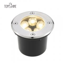 37 off tomshine 5led outdoor solar buried lamps garden lawn light solar powered