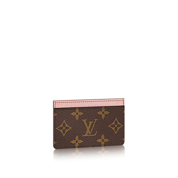 Card Holder, Louis Vuitton, Small Leather Goods