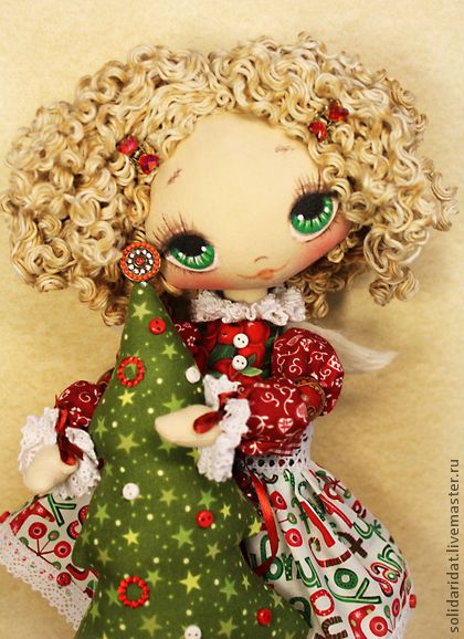 Дарина, Ангел Заветных Желаний - Новый Год,подарок девушке,подарок на новый год