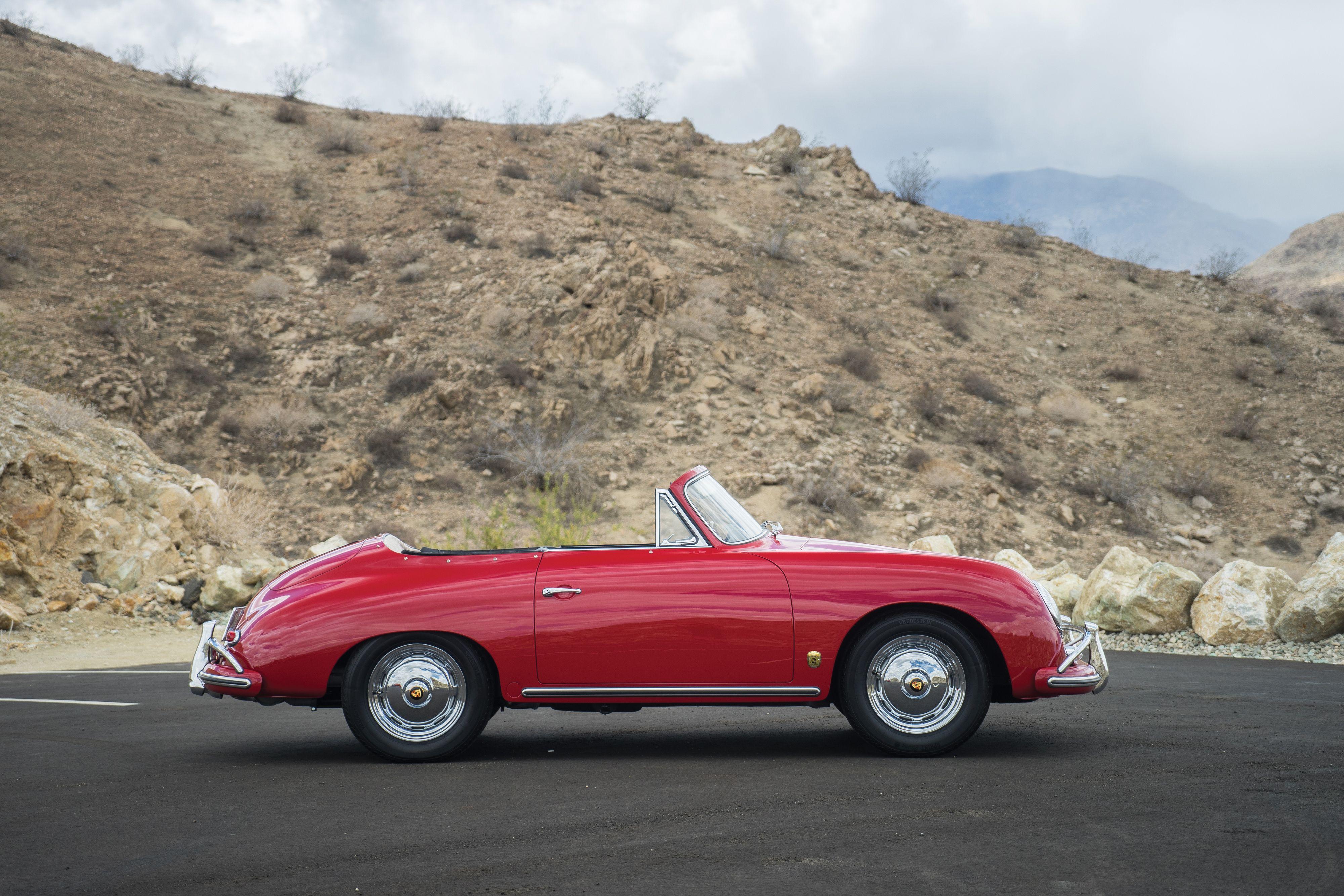 Porsche 356 A 1600 Cabriolet 1959