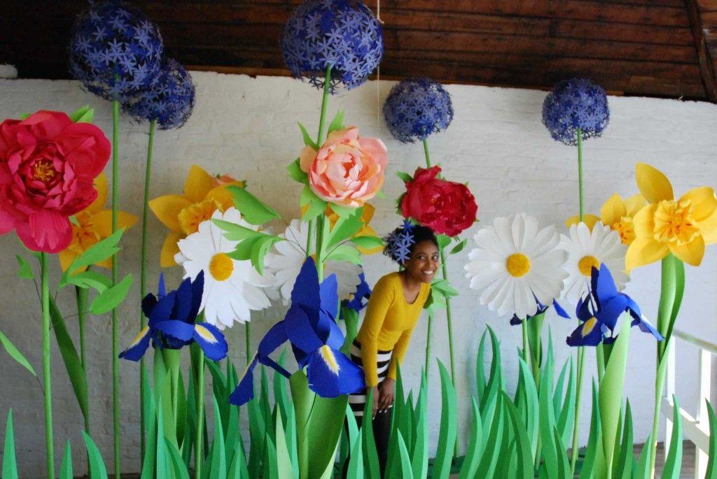Giant paper flowers uk google search girls bedroom pinterest giant paper flowers uk google search mightylinksfo