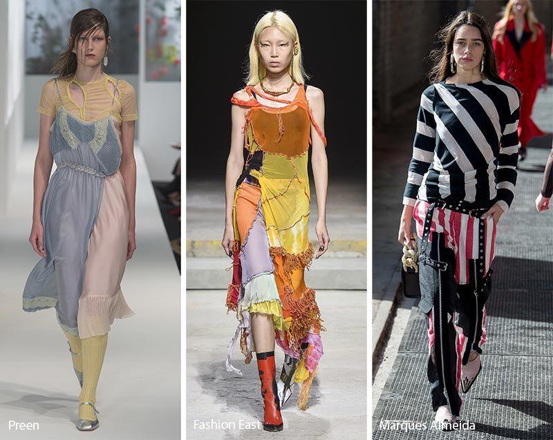 London fashion spring 2018