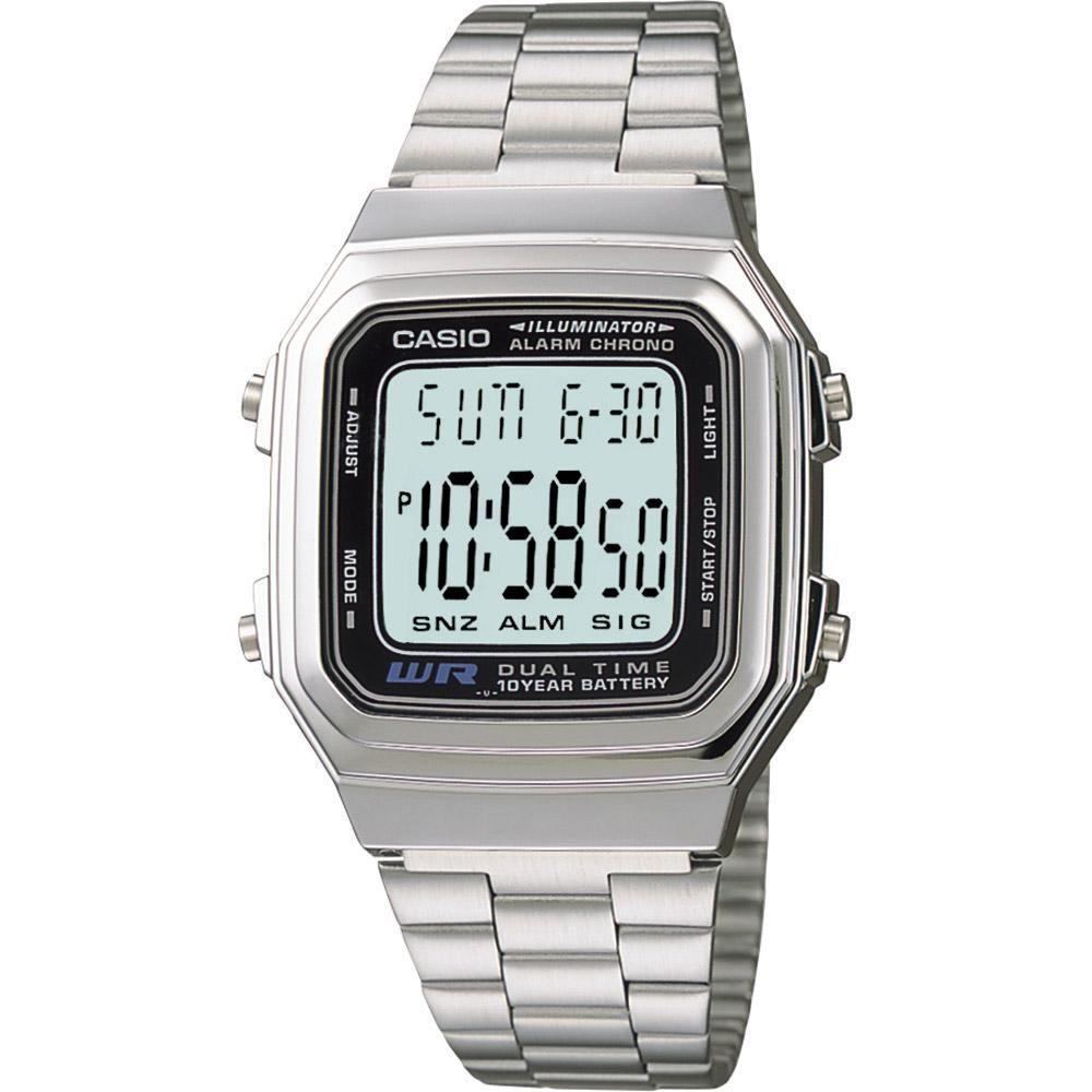 Relógio Masculino Casio Digital Esportivo A178WA-1ADF em 2019   Eu ... 74f528e957