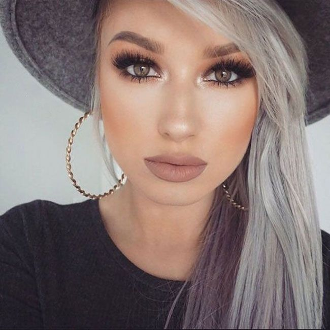 Lip Makeup And Taupe Lipstick Trend For Spring Summer 2016 ...