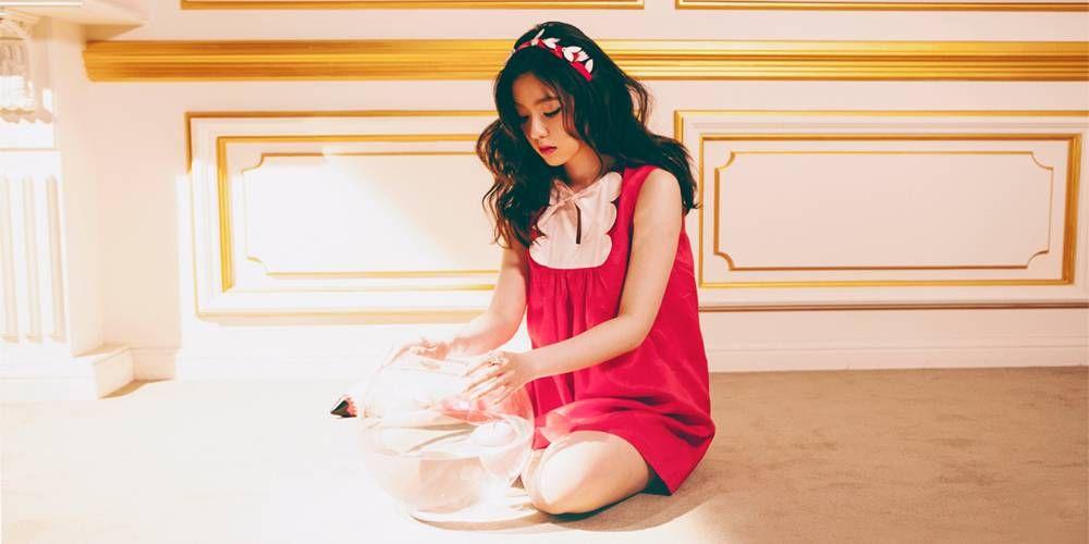 Joy (Red Velvet)   Nữ thần, Red velvet, Dễ thương
