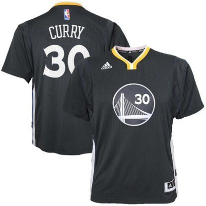 new product 3721e b1672 Youth Stephen Curry Golden State Warriors adidas Swingman ...