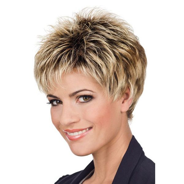short pixie cut for women over 60 - Bing images