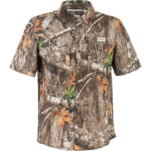 f0b119377e Magellan Outdoors Men's Falcon Bay Camo Shirt in 2019 | Realtree ...