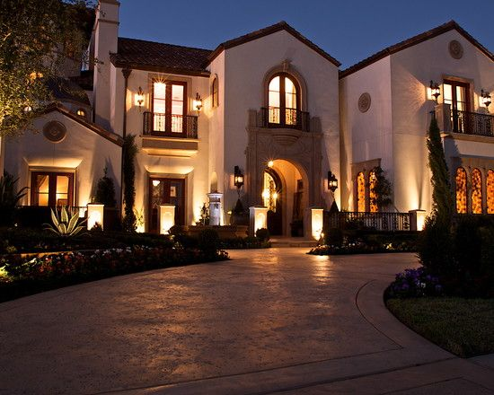 House · Beautiful Spanish Colonial Home Design: ...