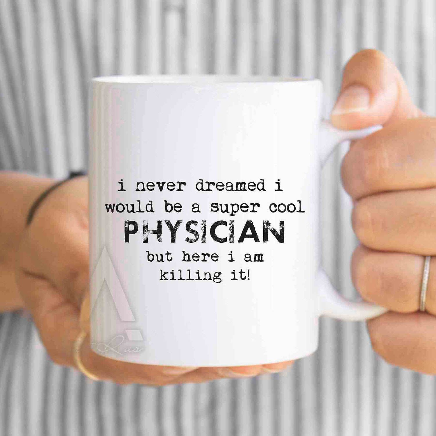 Physician christmas gift, \