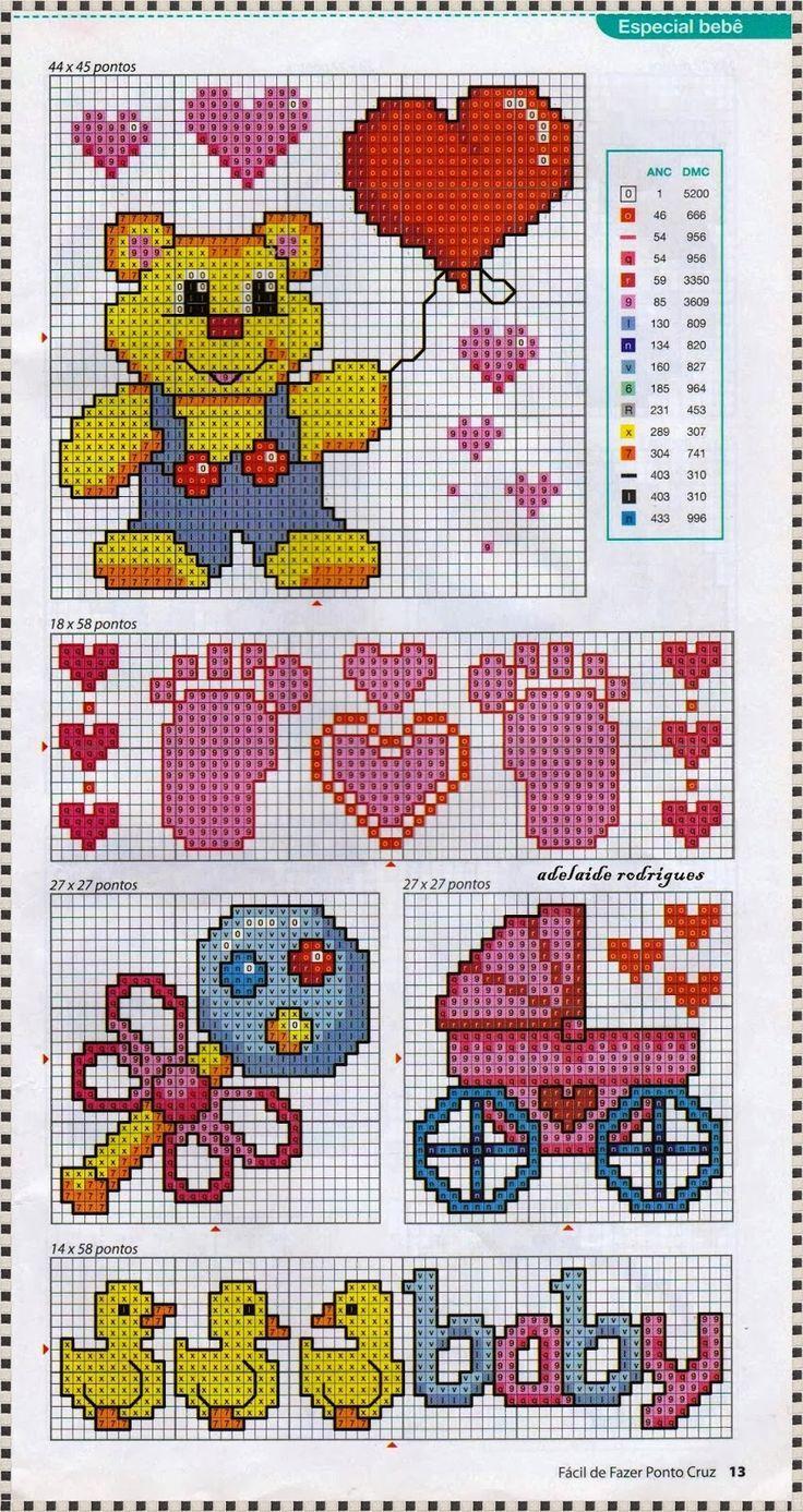Leuk om te gebruiken. | Cross stitch | Pinterest | Kreuzstich ...