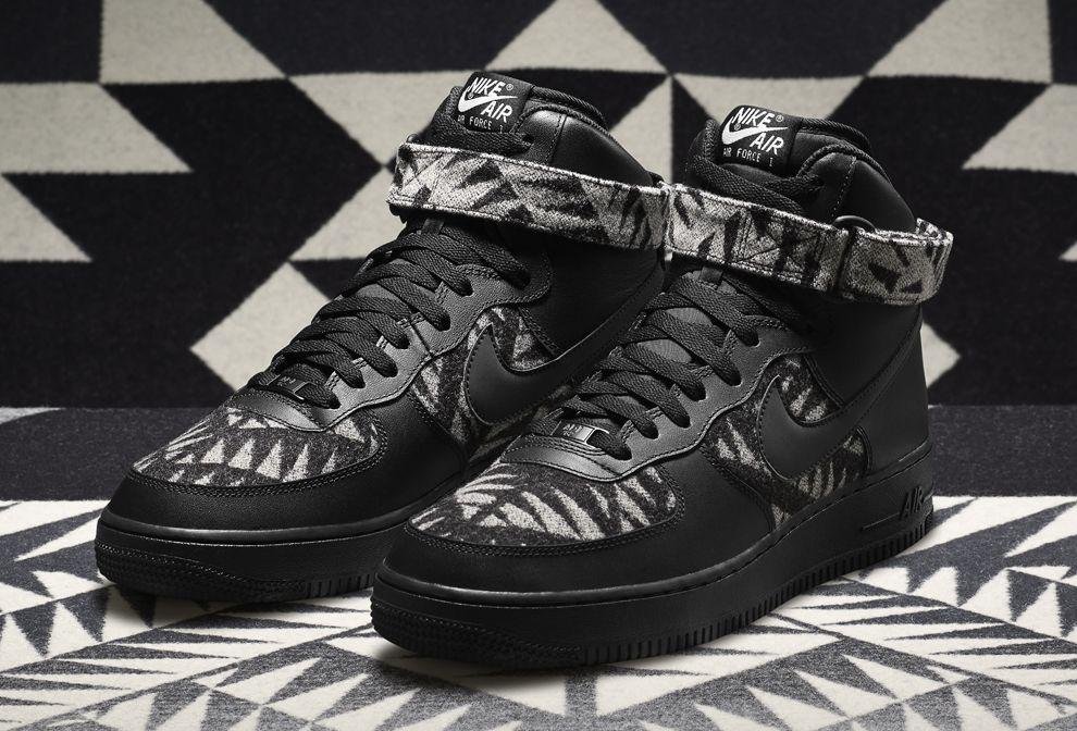 b252d748cd194 Nike N7 x Pendleton  Footwear