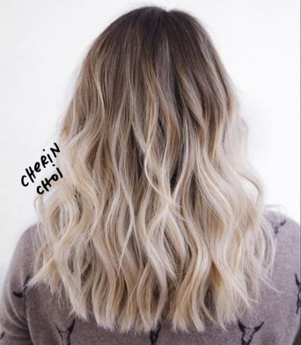 25 Ideas hair summer brunette cut and color for 2019