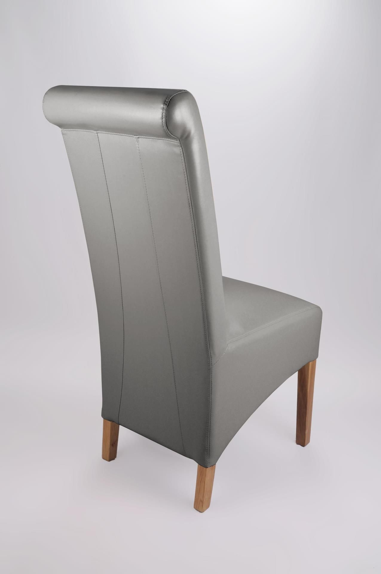 The Krista Grey Leather Dining Room Chairs Have Always Been A Best Er