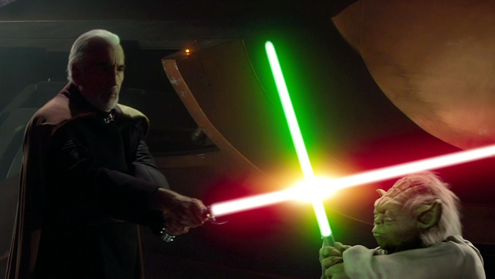 Scientists Created a New Form of Matter and It's Like a Lightsaber ...