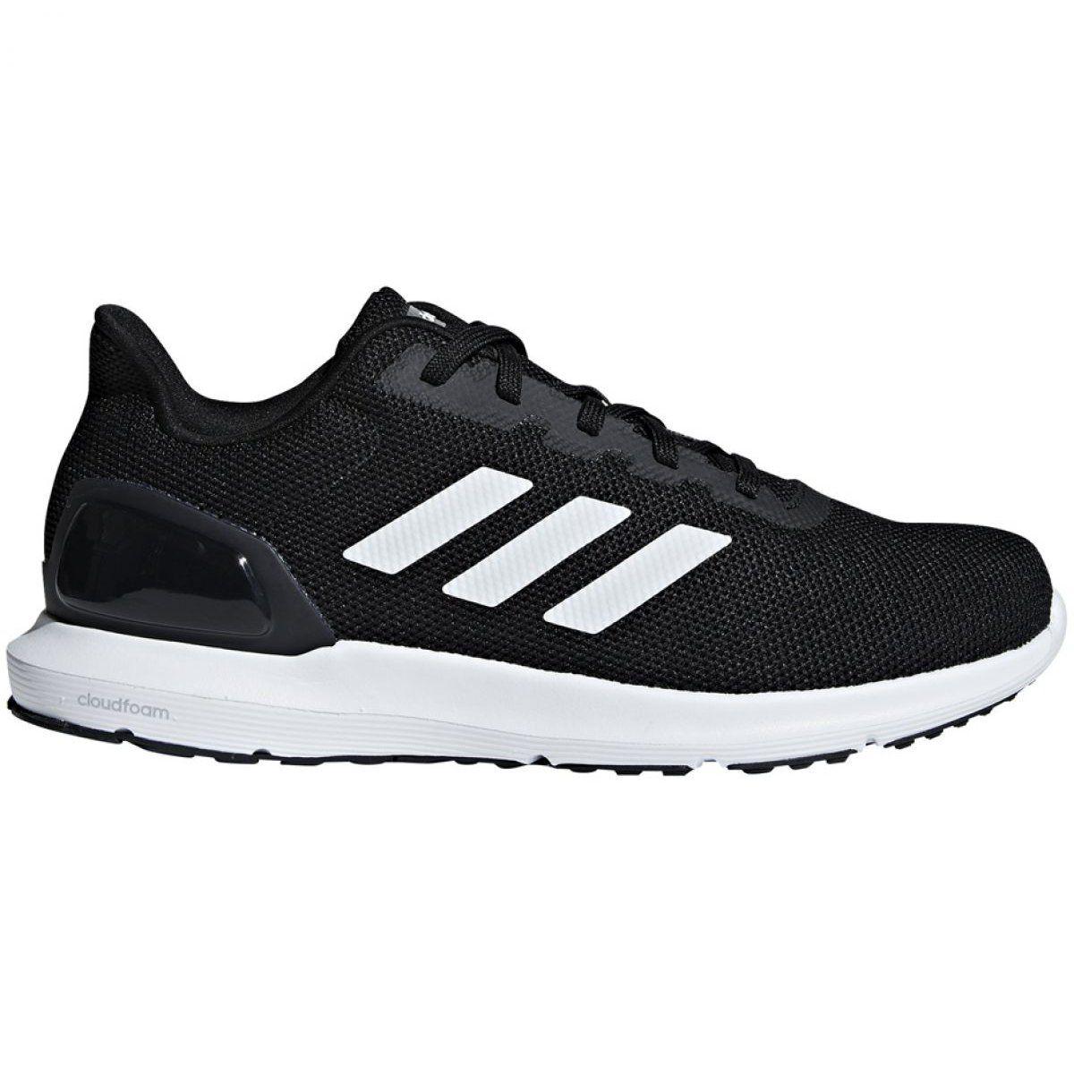 Buty Biegowe Adidas Cosmic 2 M F34877 Czarne Adidas Running Shoes Women Adidas Running Shoes Running Shoes For Men