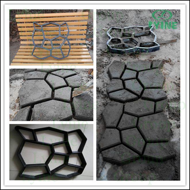 Outdoor Decorative Tiles Outdoor Decorative Concrete Pavement Tile Moldsin Moulds From