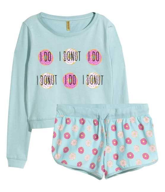 söt pyjamas dam